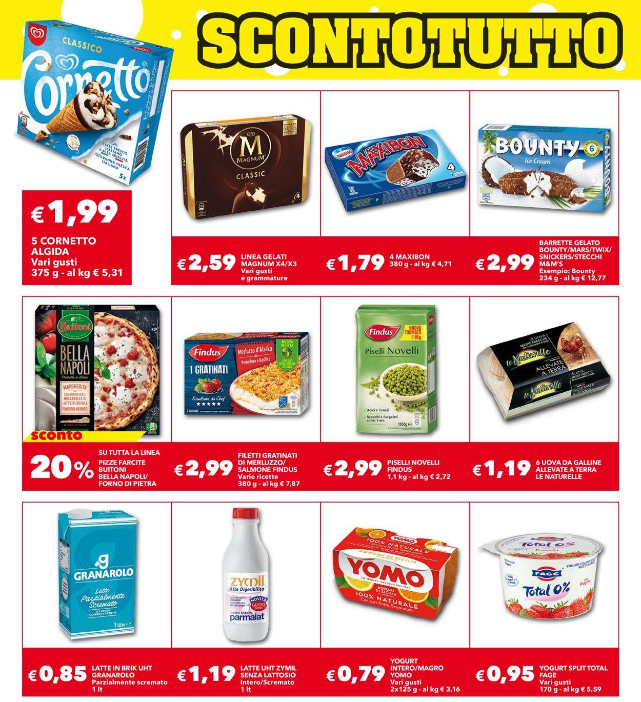 Volantino Auchan - Offerte 30/07-12/08/2020 (Pagina 6)