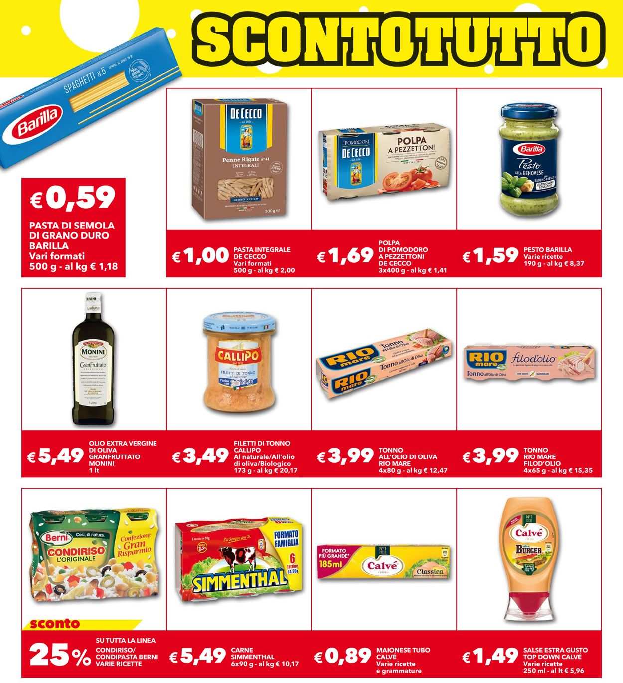 Volantino Auchan - Offerte 30/07-12/08/2020 (Pagina 10)
