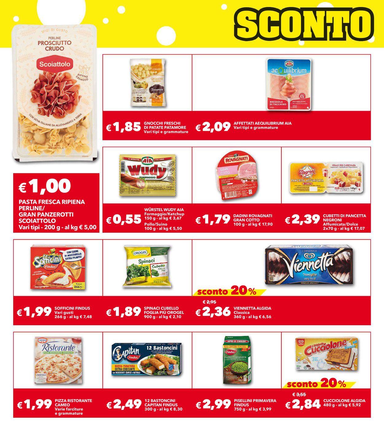 Volantino Auchan - Offerte 27/08-09/09/2020 (Pagina 6)