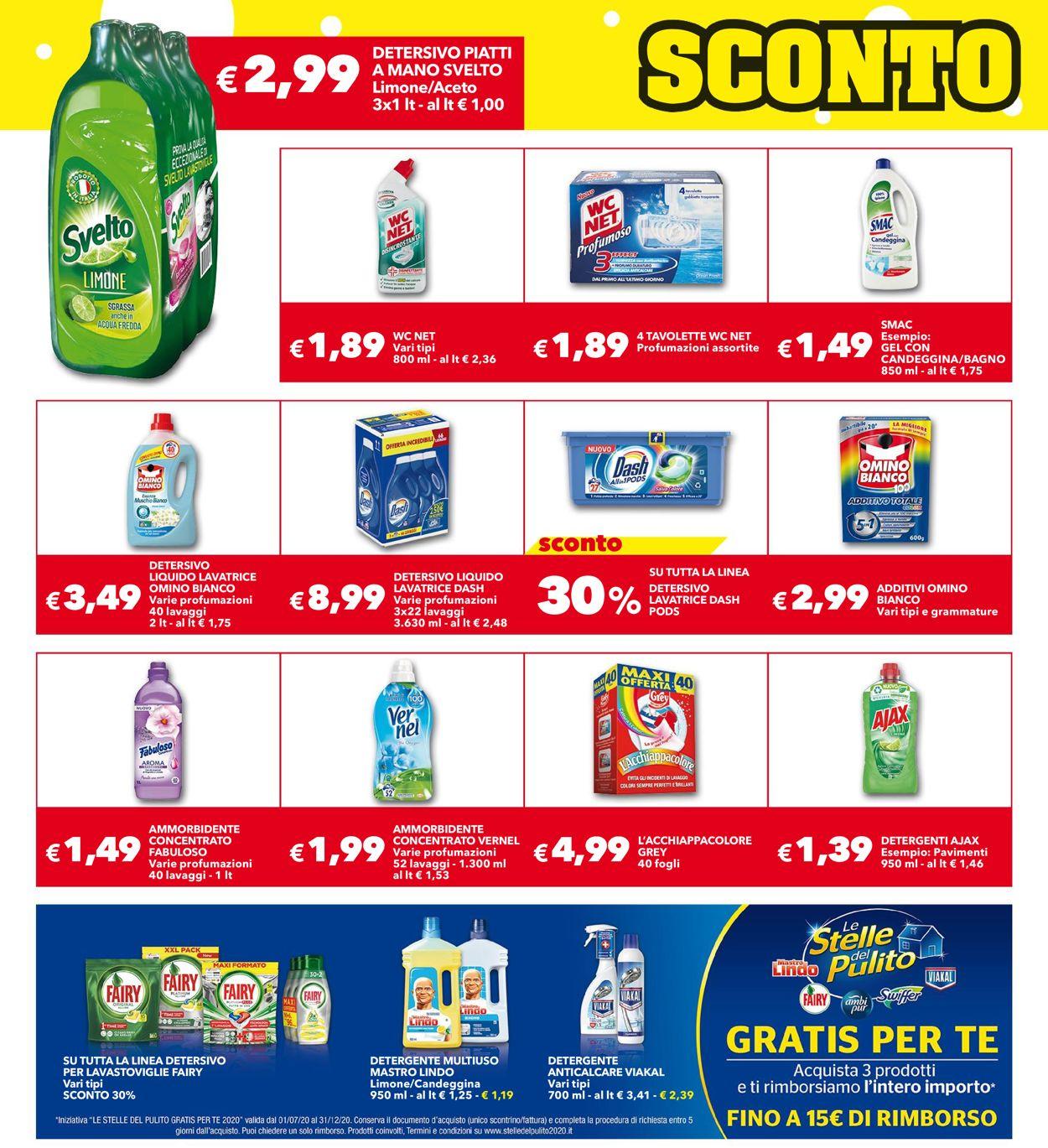 Volantino Auchan - Offerte 10/09-23/09/2020 (Pagina 14)