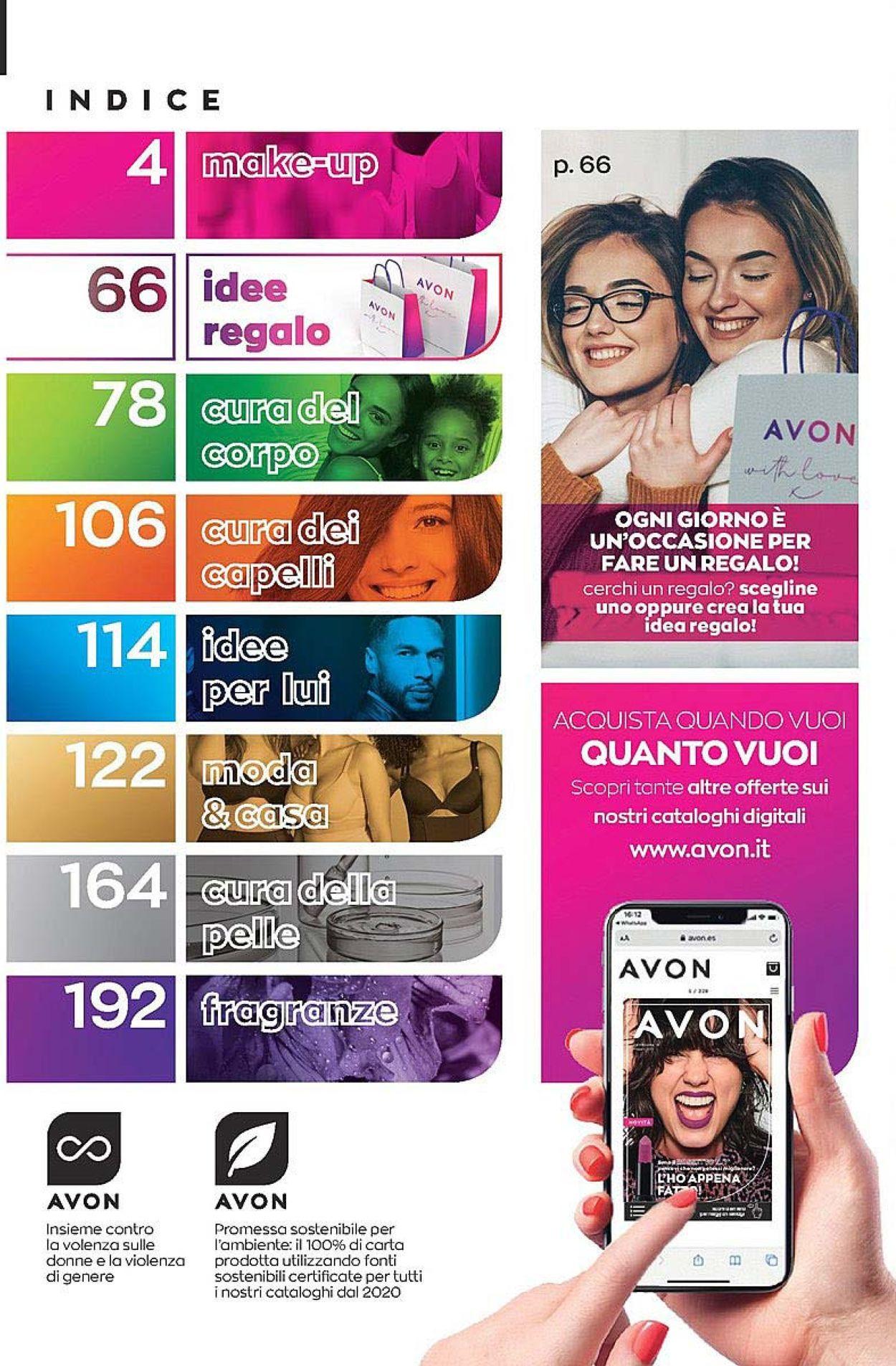 Volantino Avon - Offerte 01/05-31/05/2021 (Pagina 3)