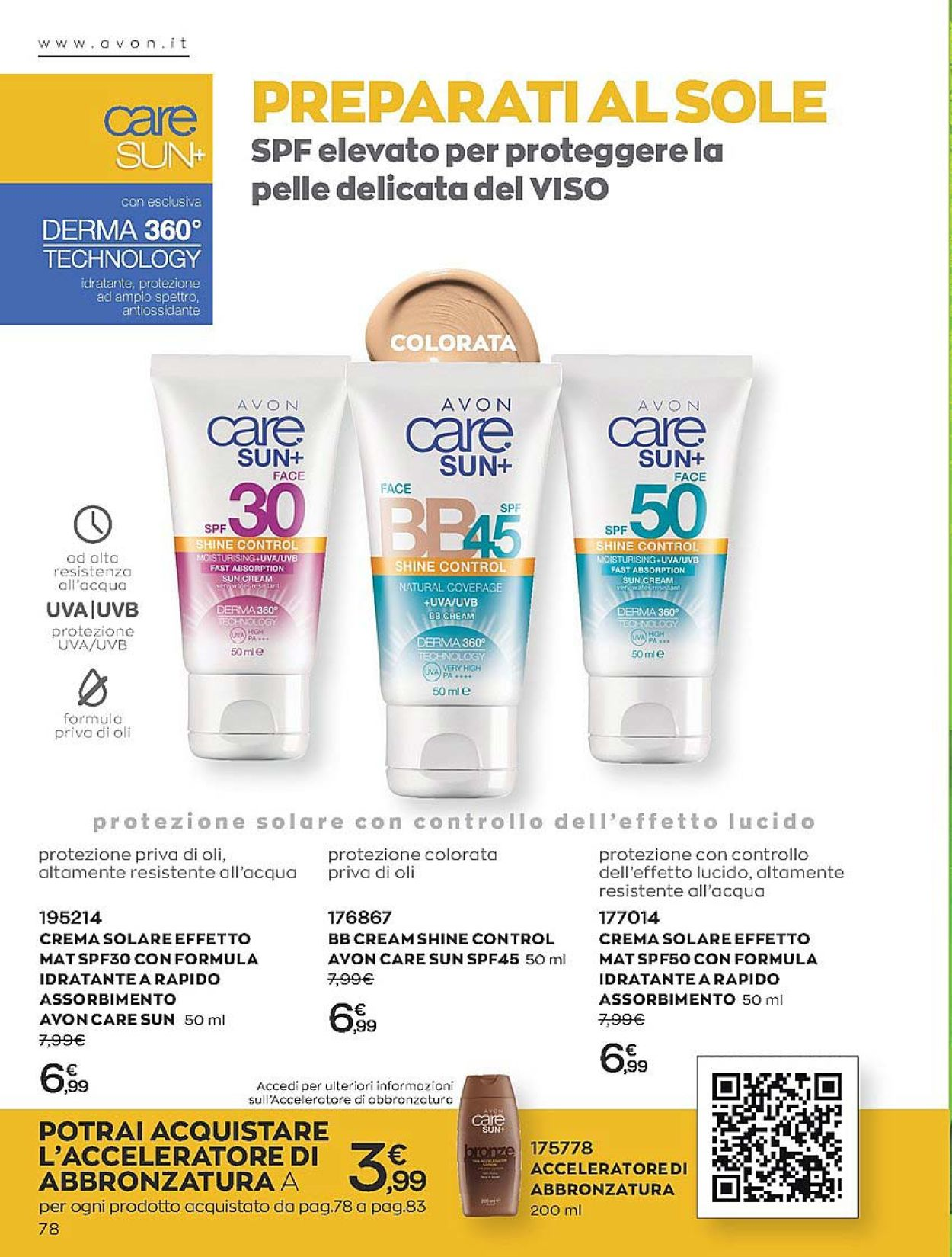 Volantino Avon - Offerte 01/05-31/05/2021 (Pagina 80)