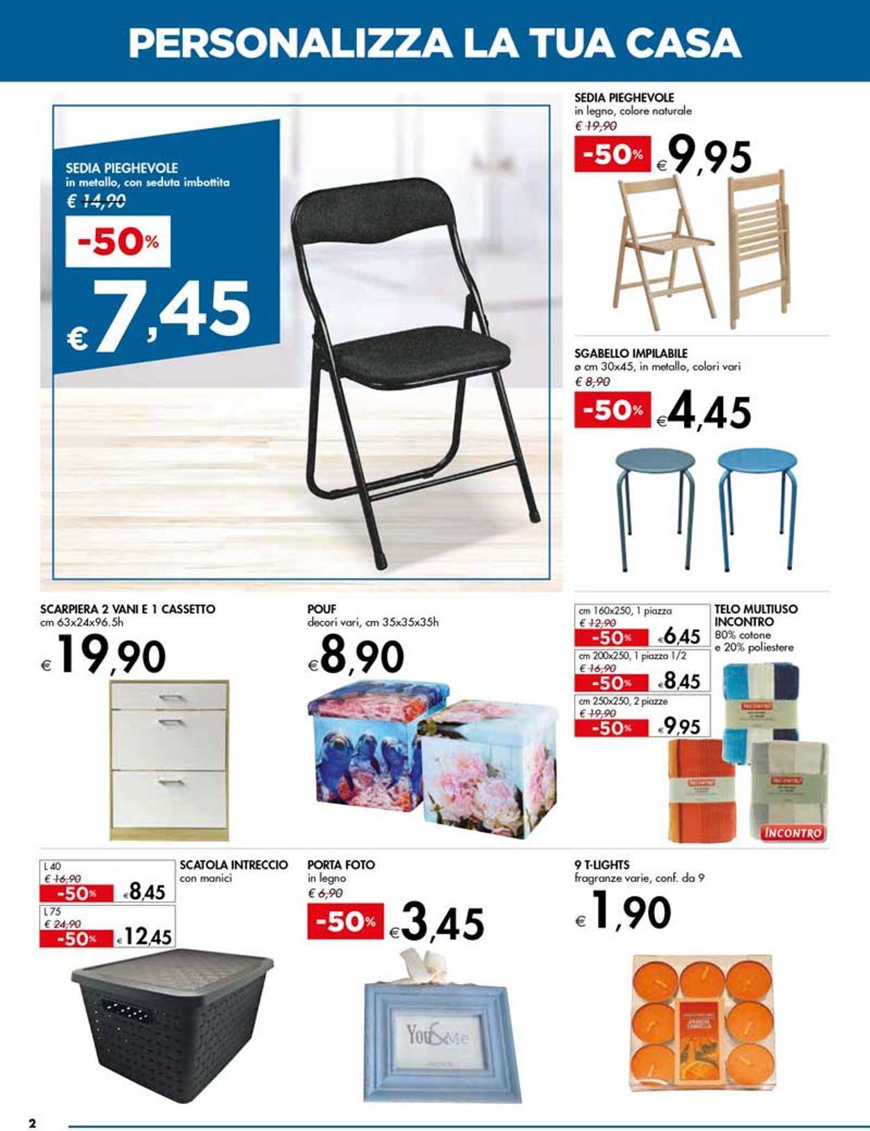 Volantino bennet - Offerte 20/06-03/07/2019 (Pagina 2)