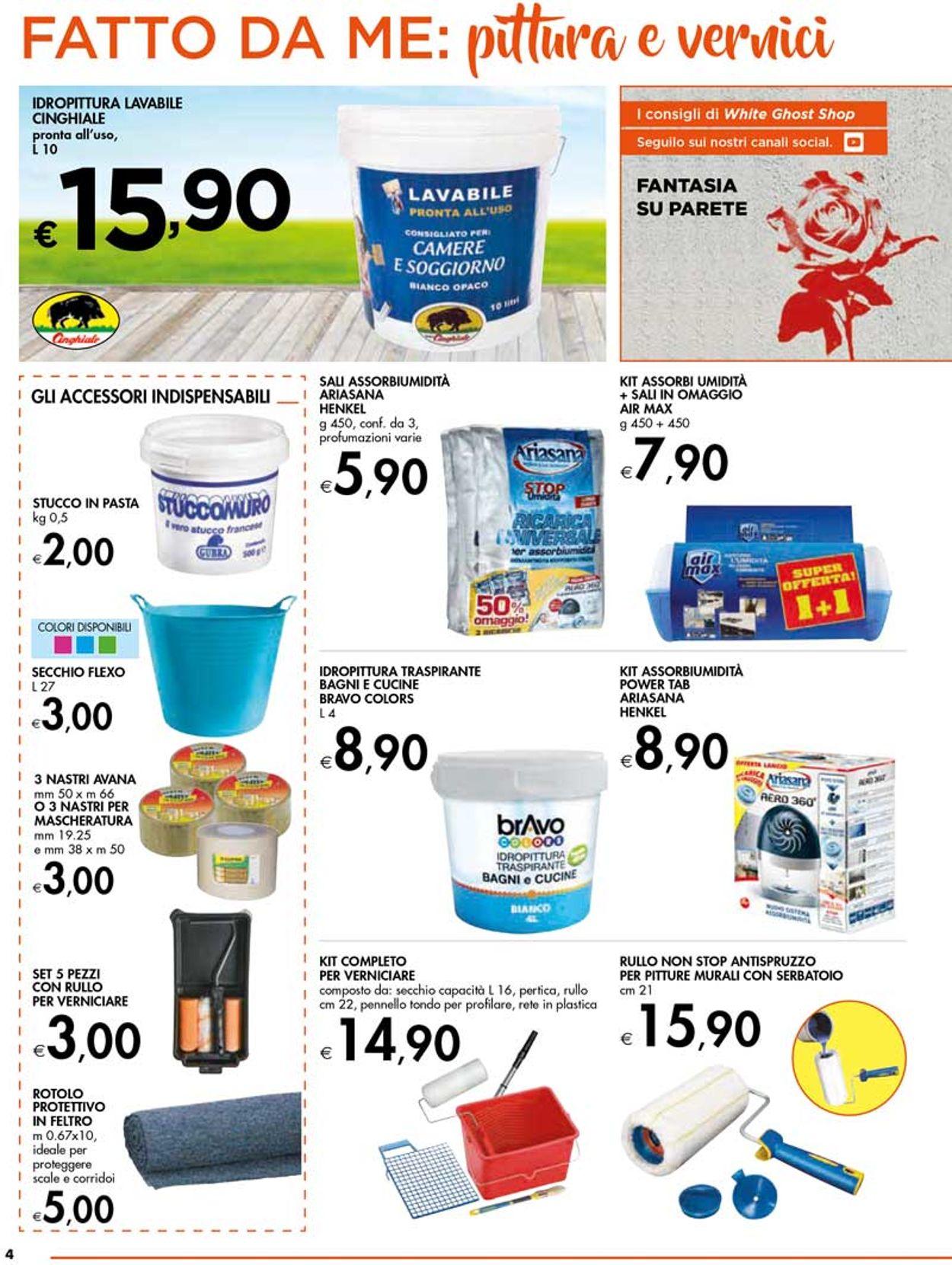 Volantino bennet - Offerte 01/08-14/08/2019 (Pagina 4)