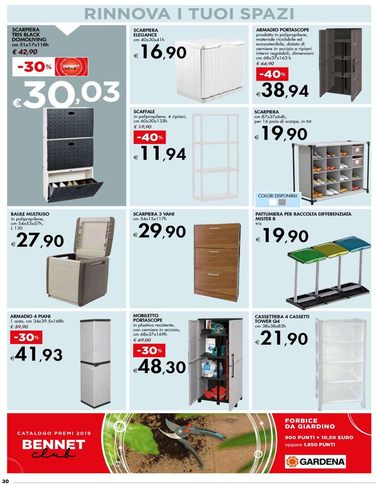 Volantino bennet - Offerte 06/02-19/02/2020 (Pagina 30)