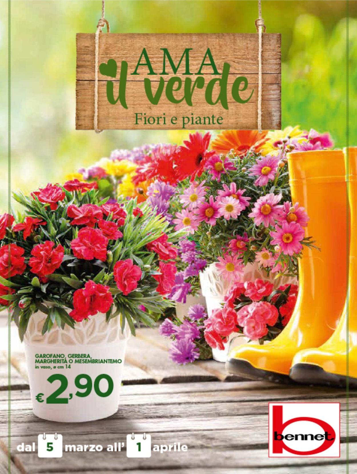 Volantino bennet - Offerte 05/03-01/04/2020