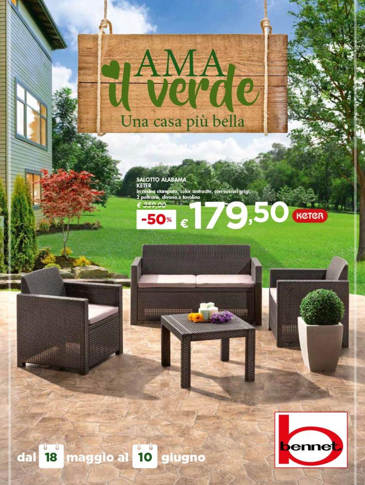 Volantino bennet - Offerte 18/05-10/06/2020