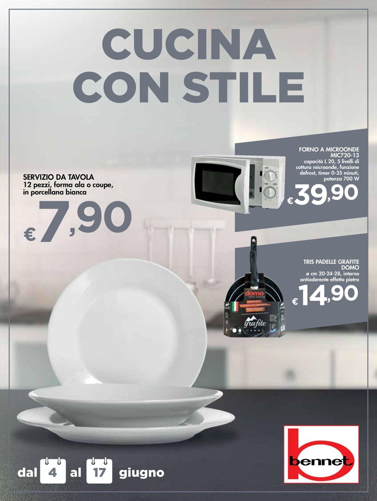 Volantino bennet - Offerte 04/06-17/06/2020