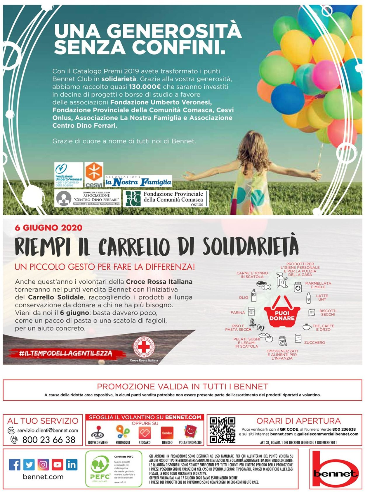 Volantino bennet - Offerte 04/06-17/06/2020 (Pagina 28)