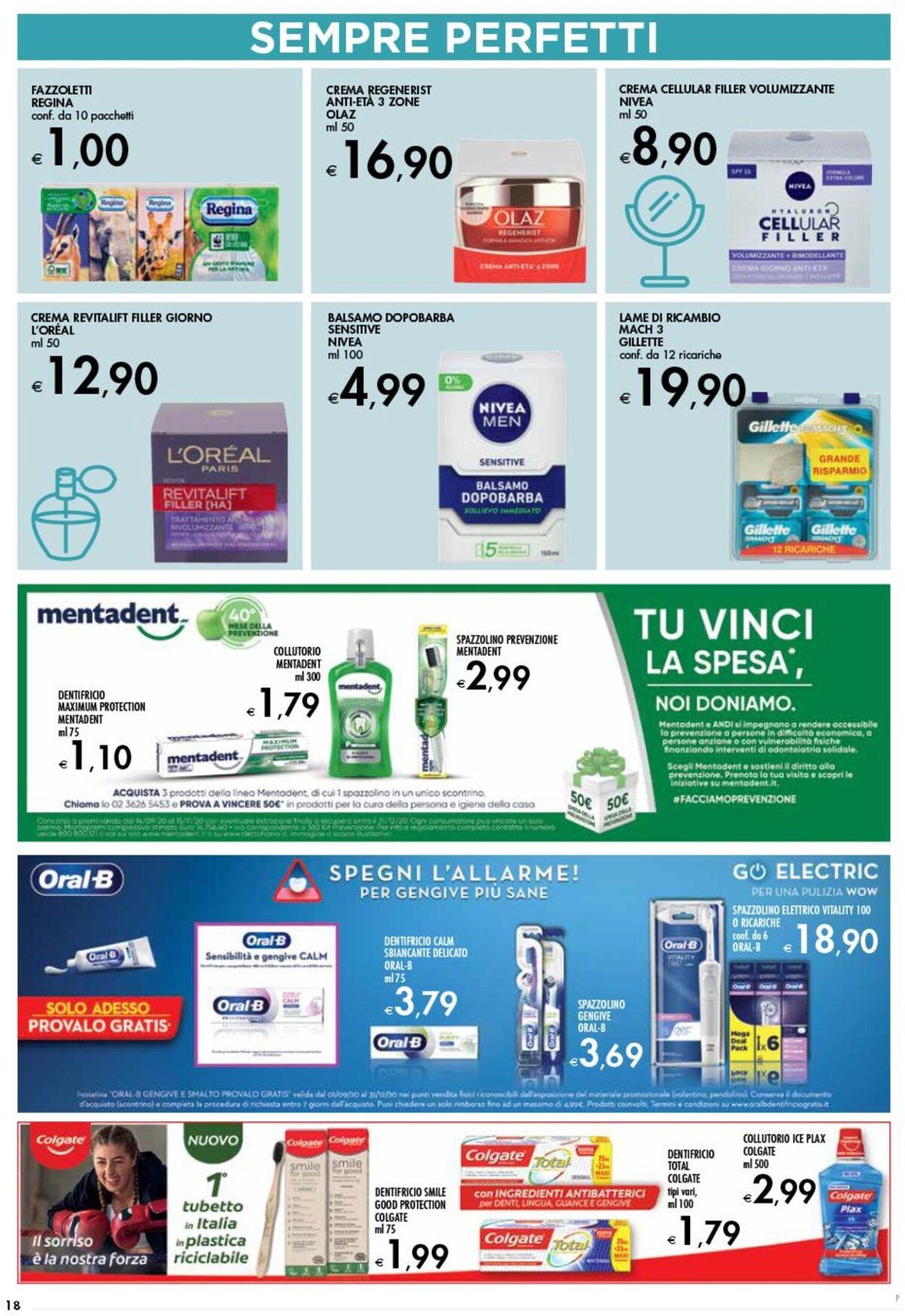 Volantino bennet - Offerte 15/10-28/10/2020 (Pagina 18)