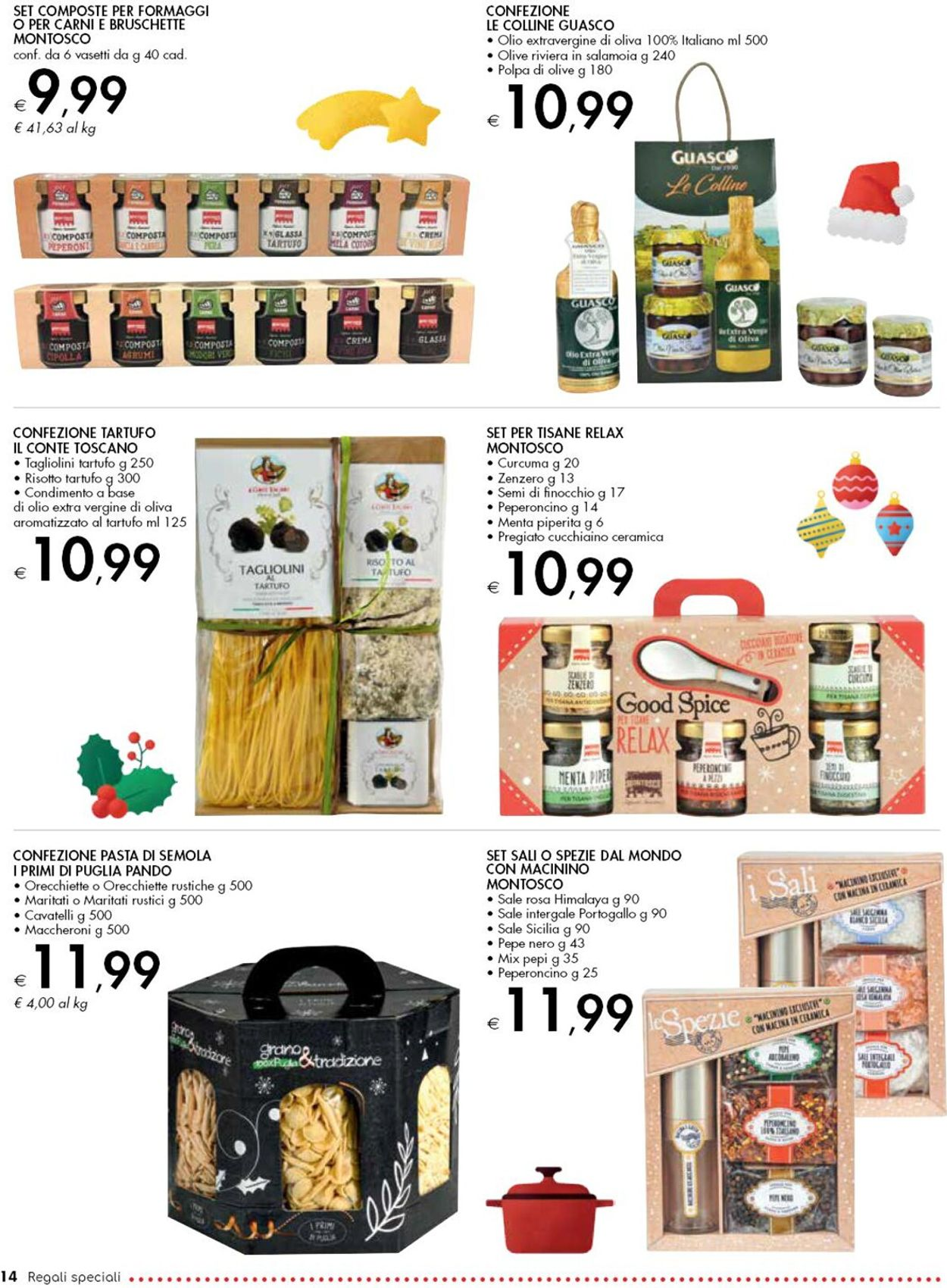 Volantino bennet - Natale 2020 - Offerte 26/11-24/12/2020 (Pagina 14)