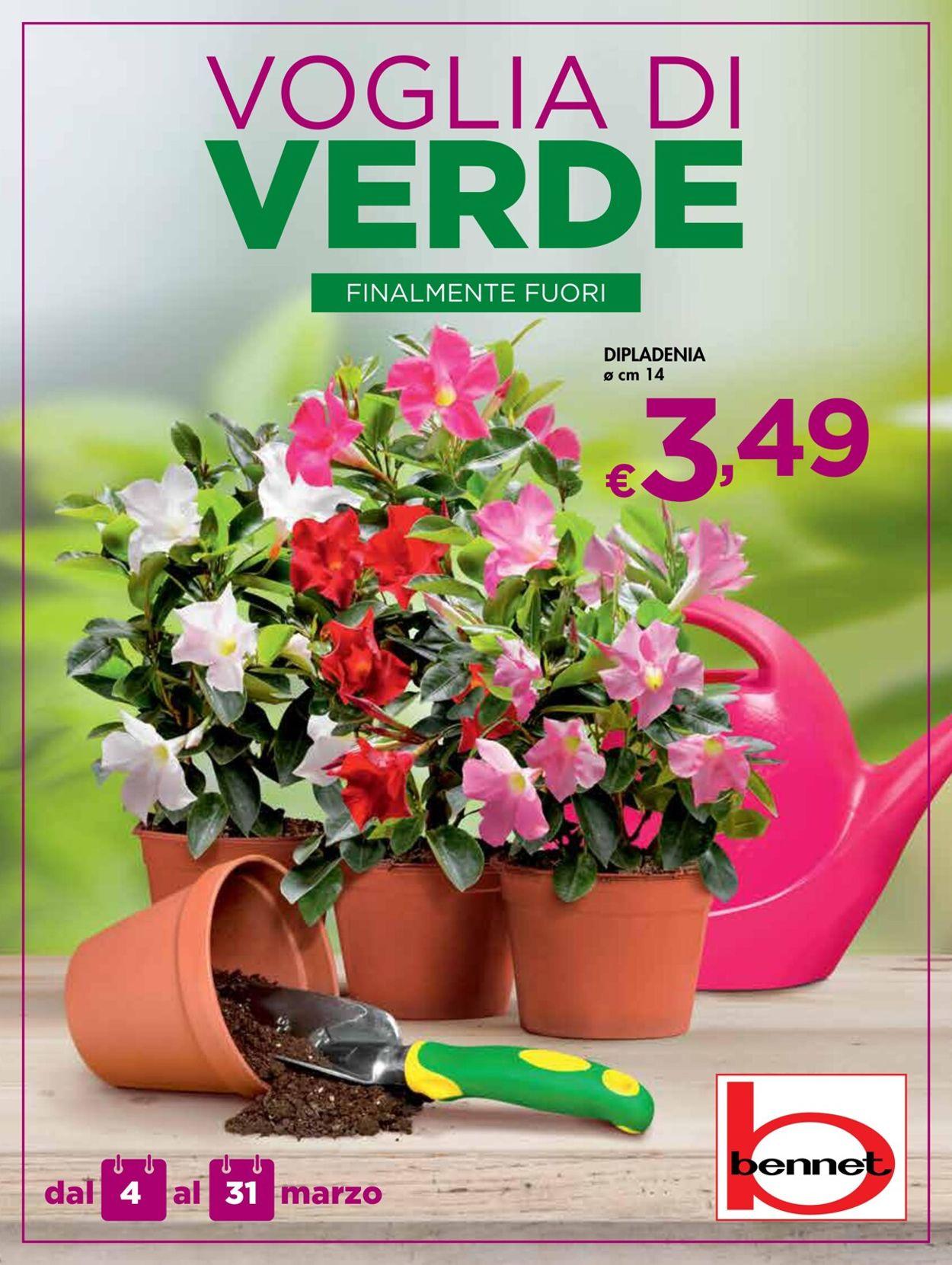 Volantino bennet - Offerte 04/03-31/03/2021