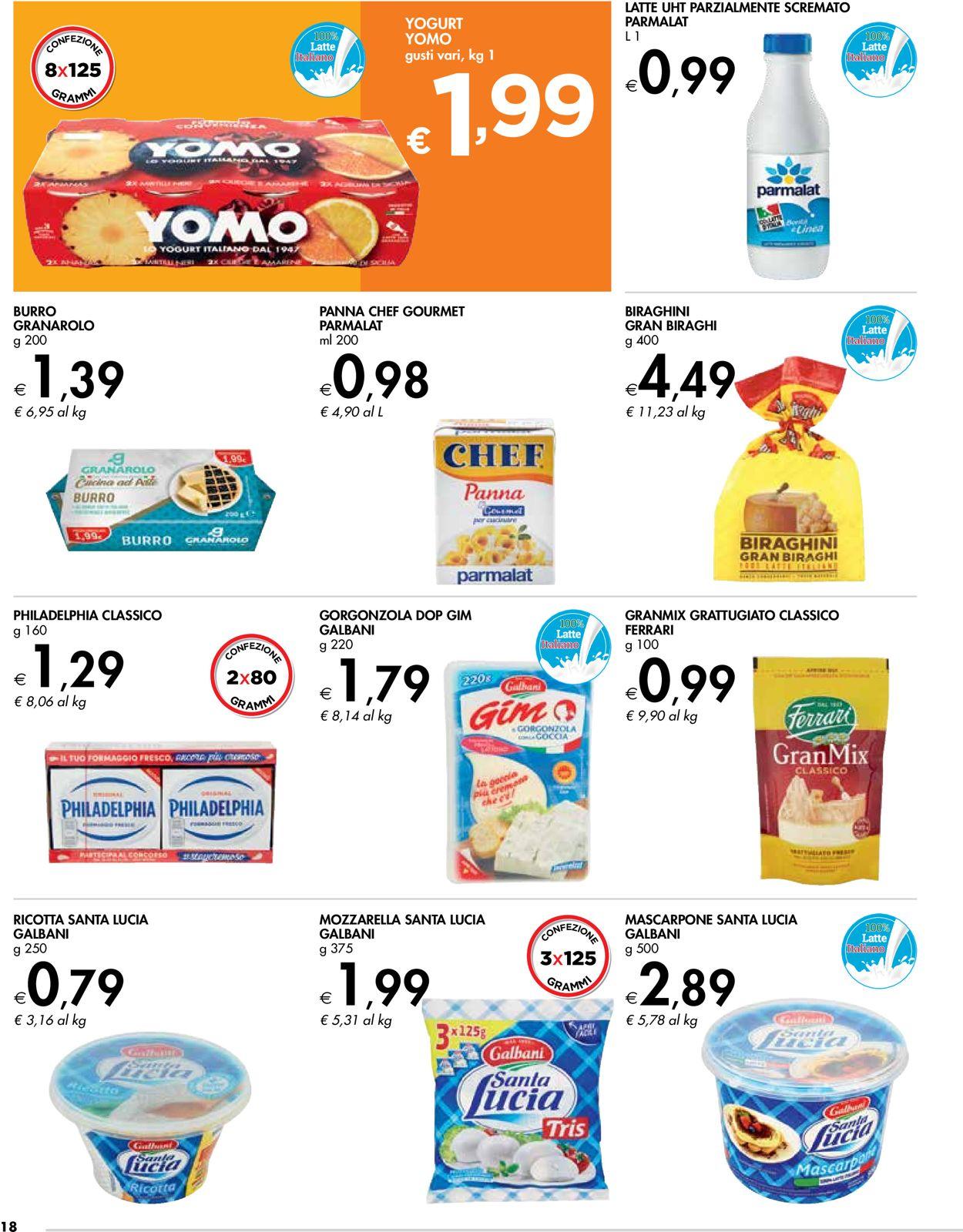 Volantino bennet - Pasqua 2021! - Offerte 22/03-05/04/2021 (Pagina 19)