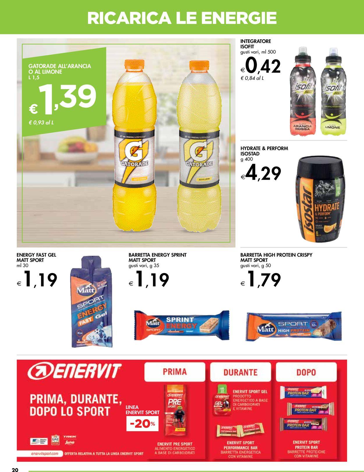 Volantino bennet - Offerte 08/04-28/04/2021 (Pagina 20)