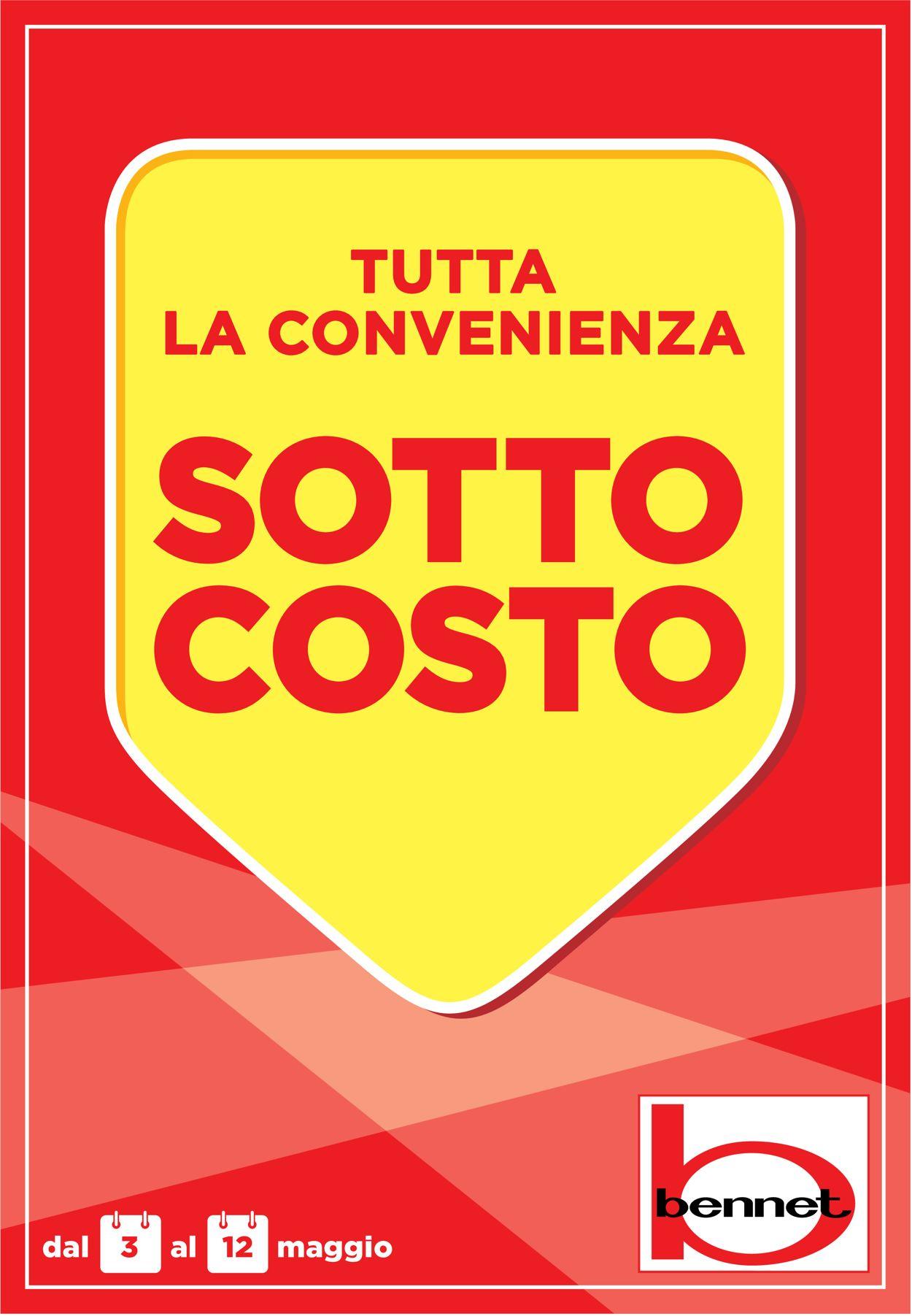 Volantino bennet - Offerte 03/05-12/05/2021