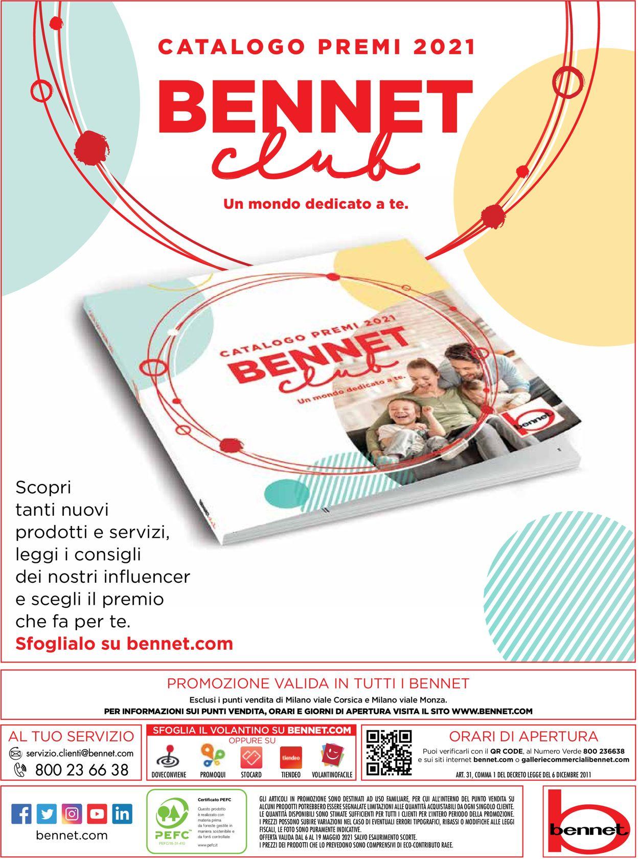 Volantino bennet - Offerte 06/05-19/05/2021 (Pagina 28)