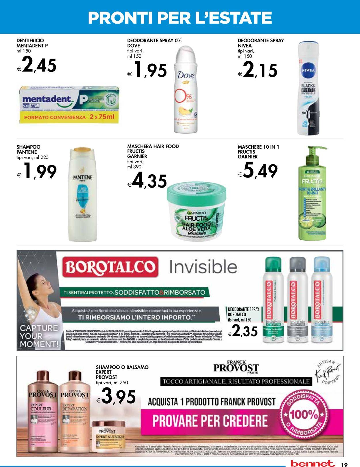 Volantino bennet - Offerte 27/05-23/06/2021 (Pagina 19)