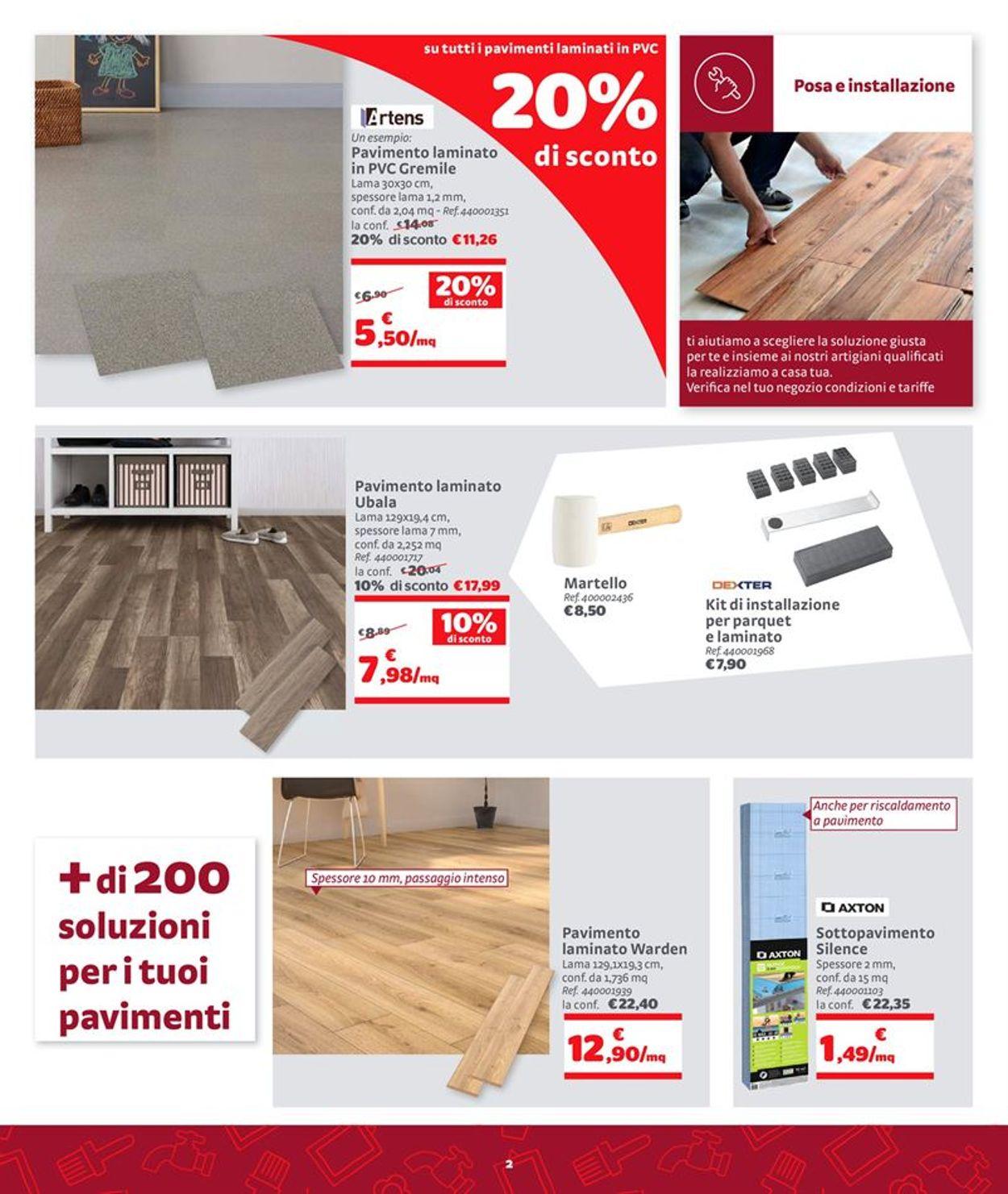 Volantino Bricocenter - Offerte 30/01-23/02/2020 (Pagina 2)