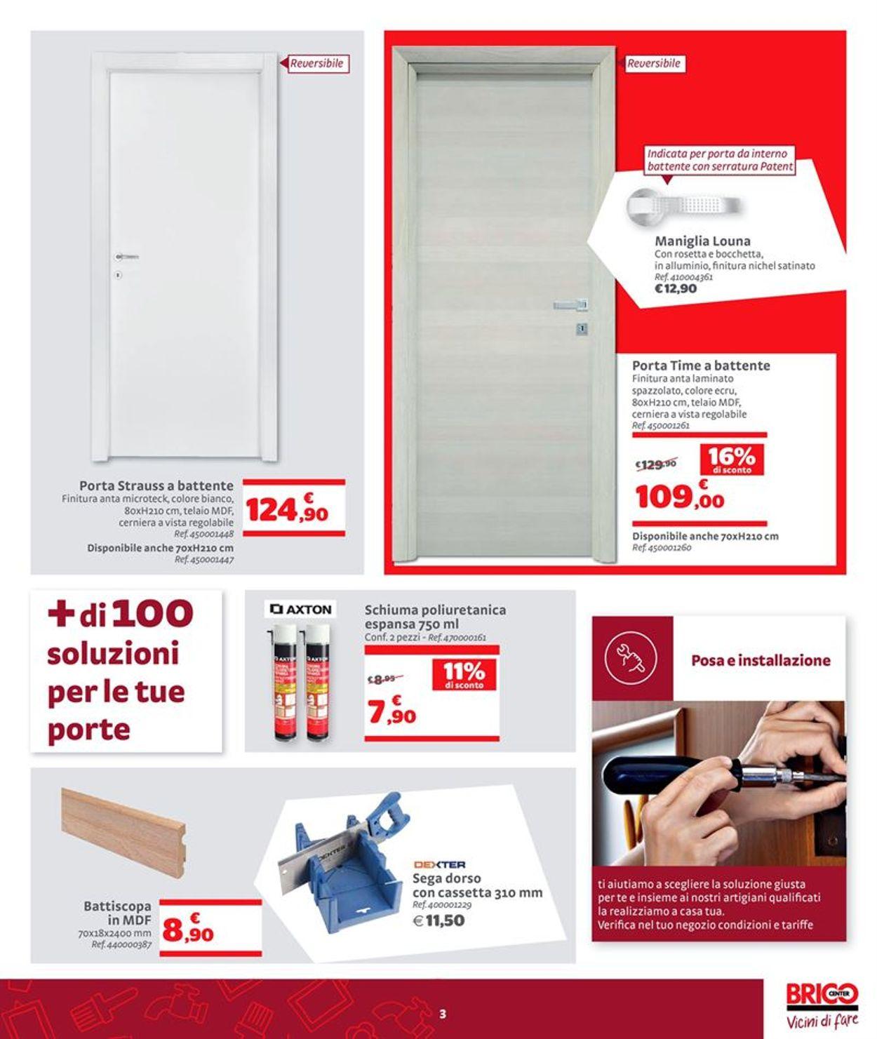 Volantino Bricocenter - Offerte 30/01-23/02/2020 (Pagina 3)