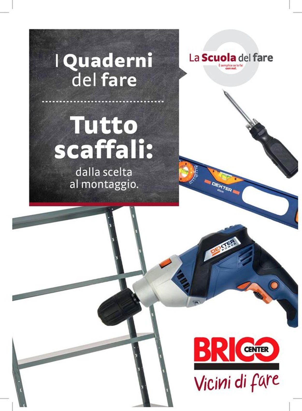 Volantino Bricocenter - Offerte 08/01-30/06/2020
