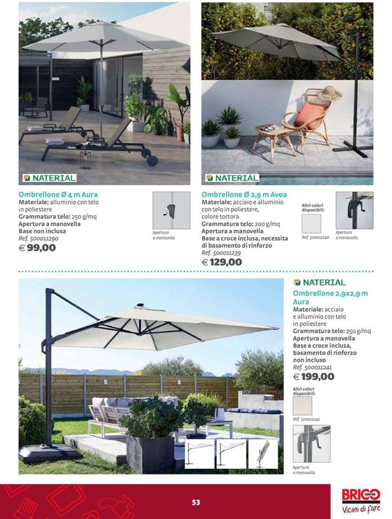 Volantino Bricocenter - Offerte 06/03-31/12/2020 (Pagina 53)