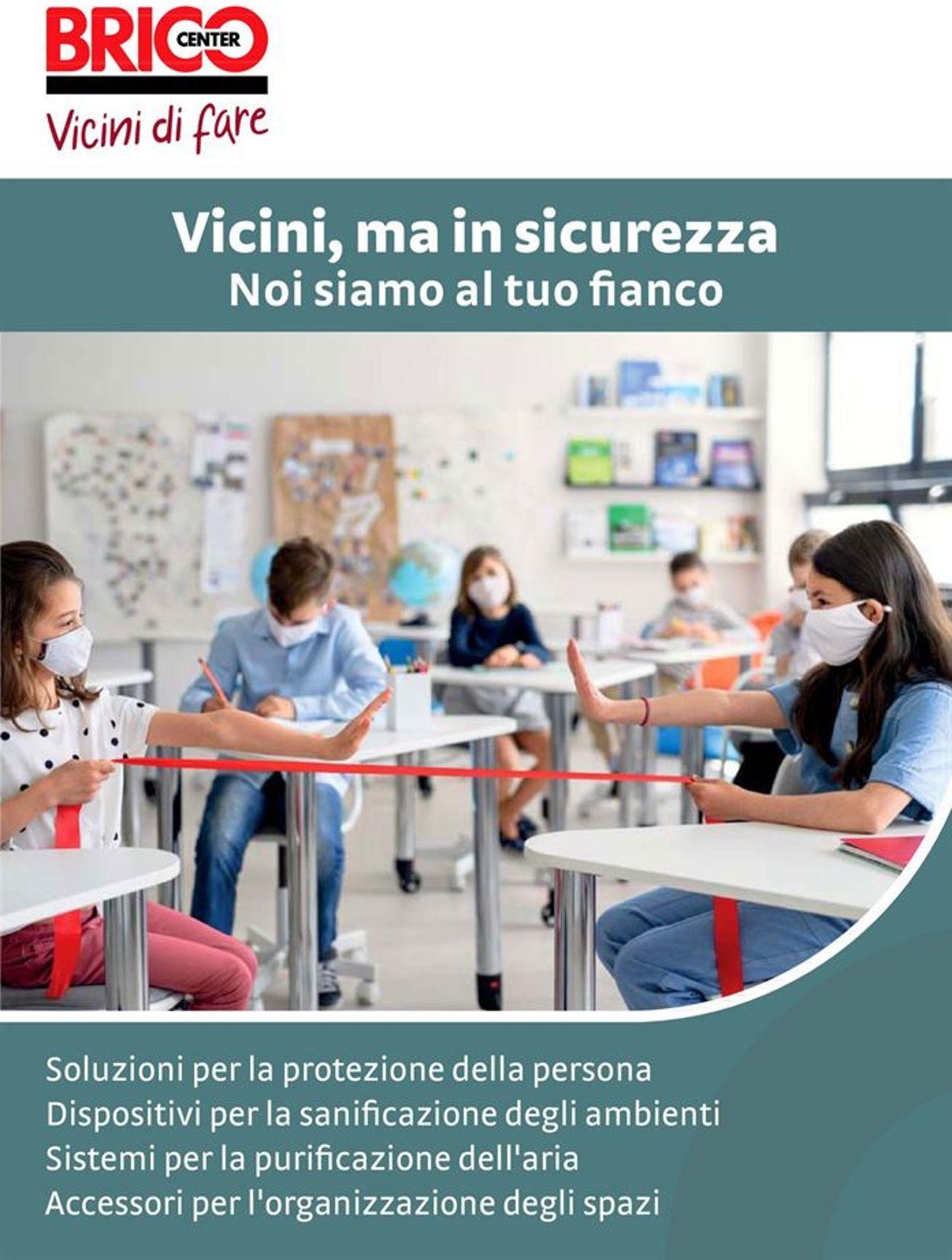 Volantino Bricocenter - Offerte 24/09-31/12/2020
