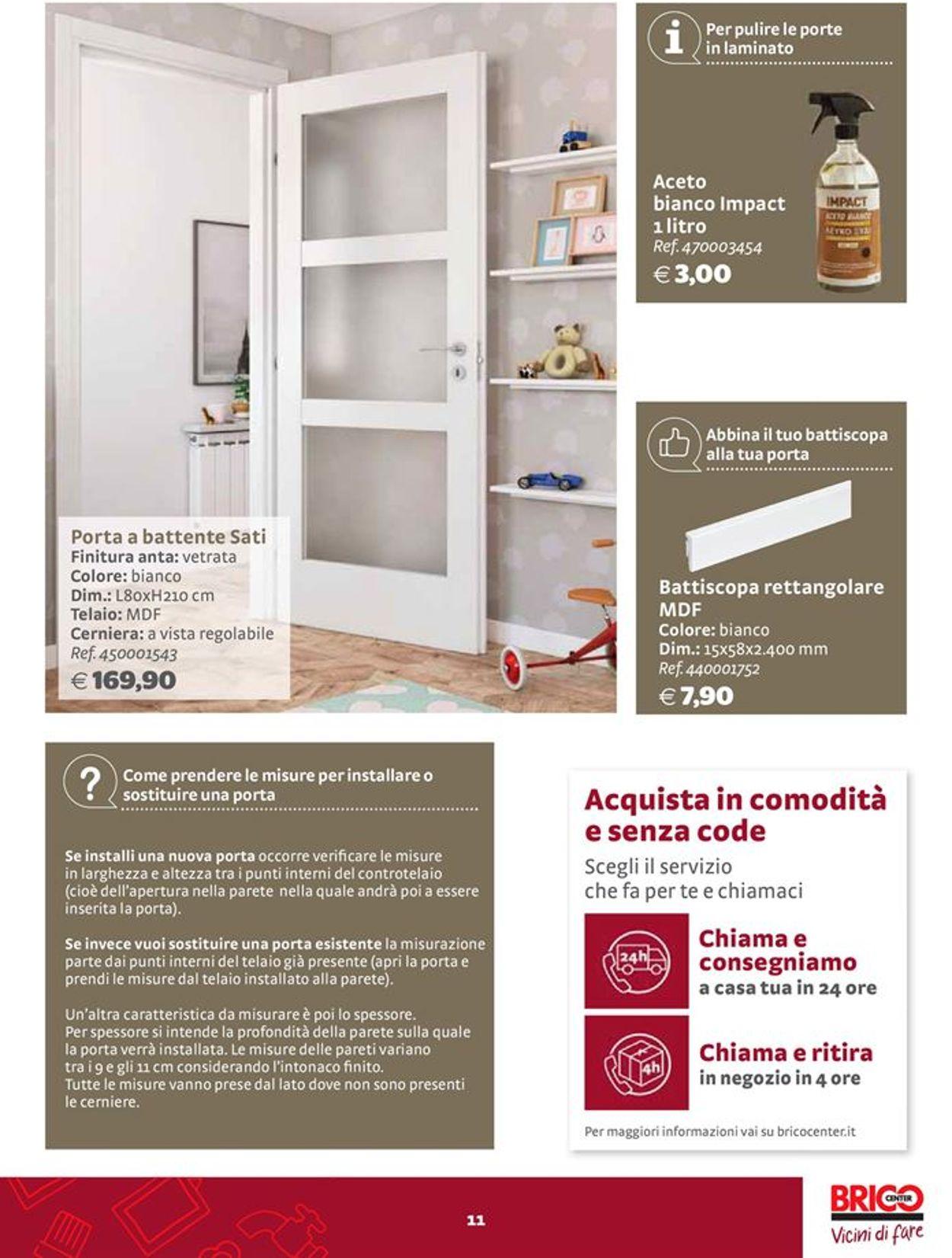 Volantino Bricocenter - Offerte 15/03-30/06/2021 (Pagina 11)