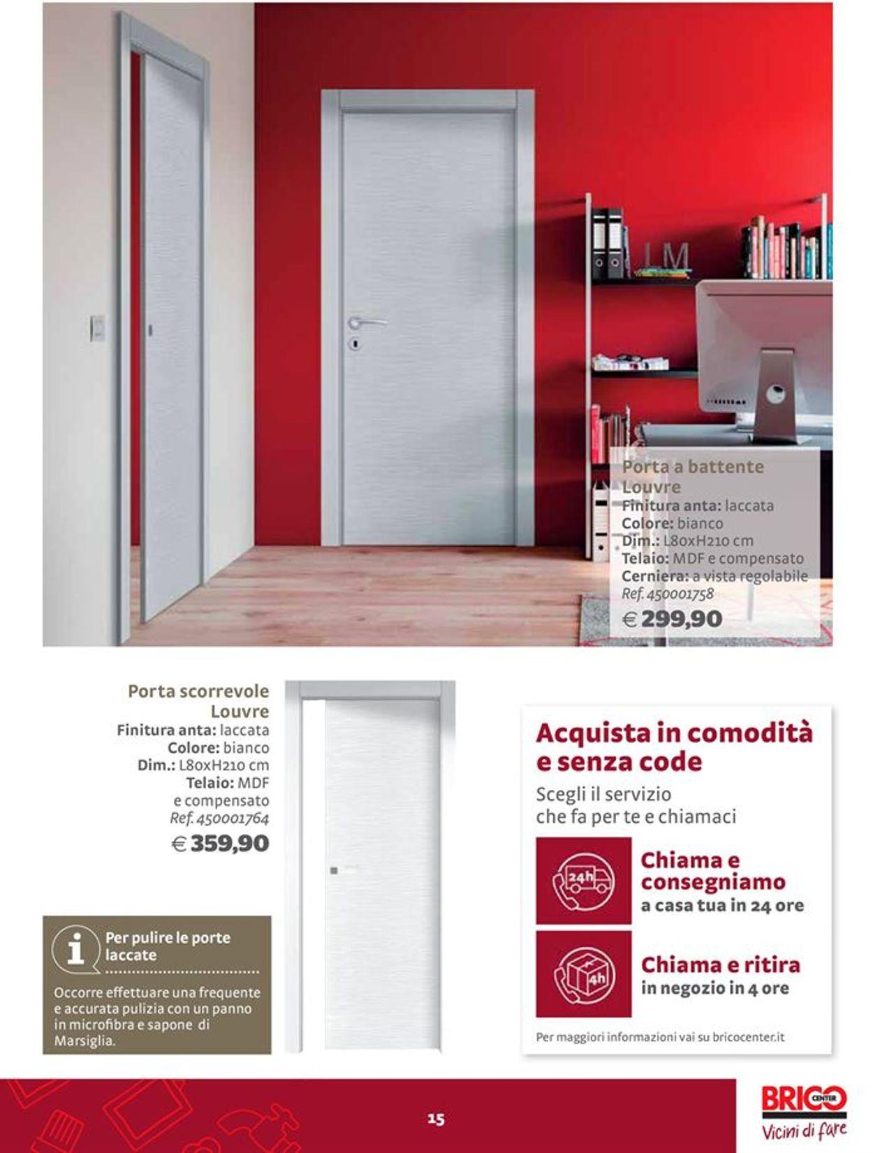 Volantino Bricocenter - Offerte 15/03-30/06/2021 (Pagina 15)