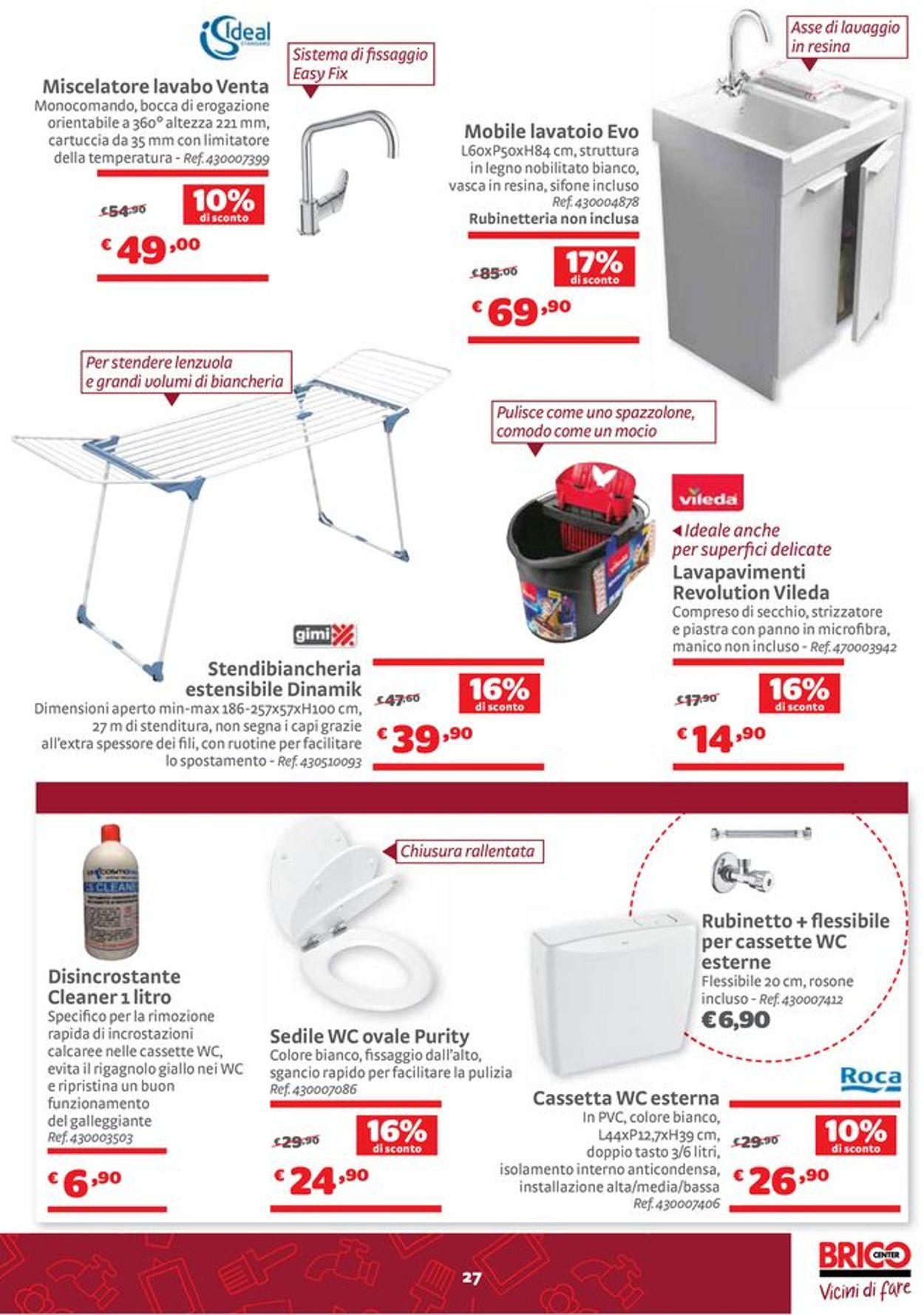 Volantino Bricocenter - Offerte 29/04-23/05/2021 (Pagina 27)