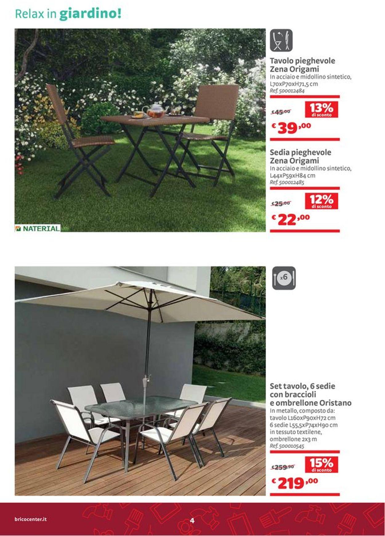 Volantino Bricocenter - Offerte 29/04-23/05/2021 (Pagina 4)