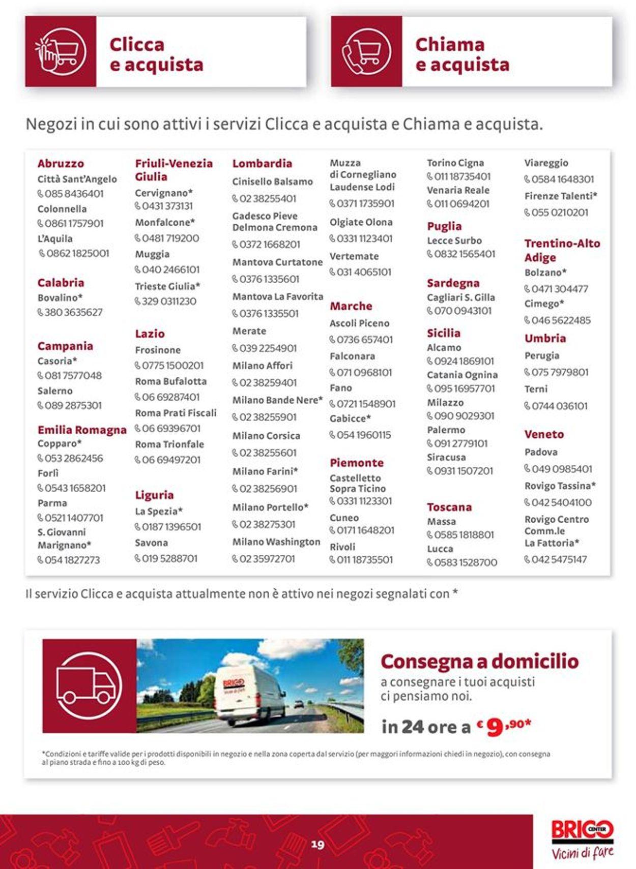 Volantino Bricocenter - Offerte 27/05-20/06/2021 (Pagina 19)
