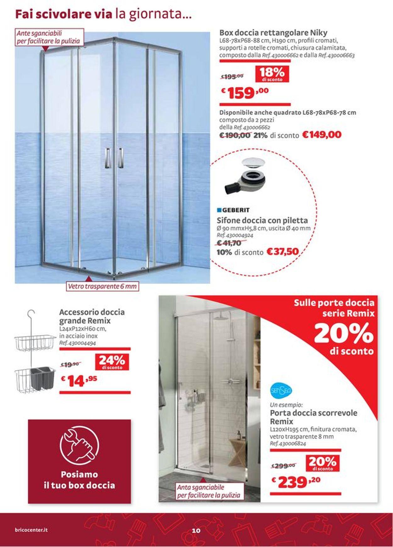 Volantino Bricocenter - Offerte 24/06-25/07/2021 (Pagina 10)