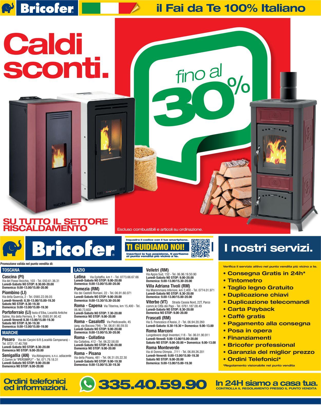 Volantino Bricofer - Offerte 03/02-16/02/2020 (Pagina 7)