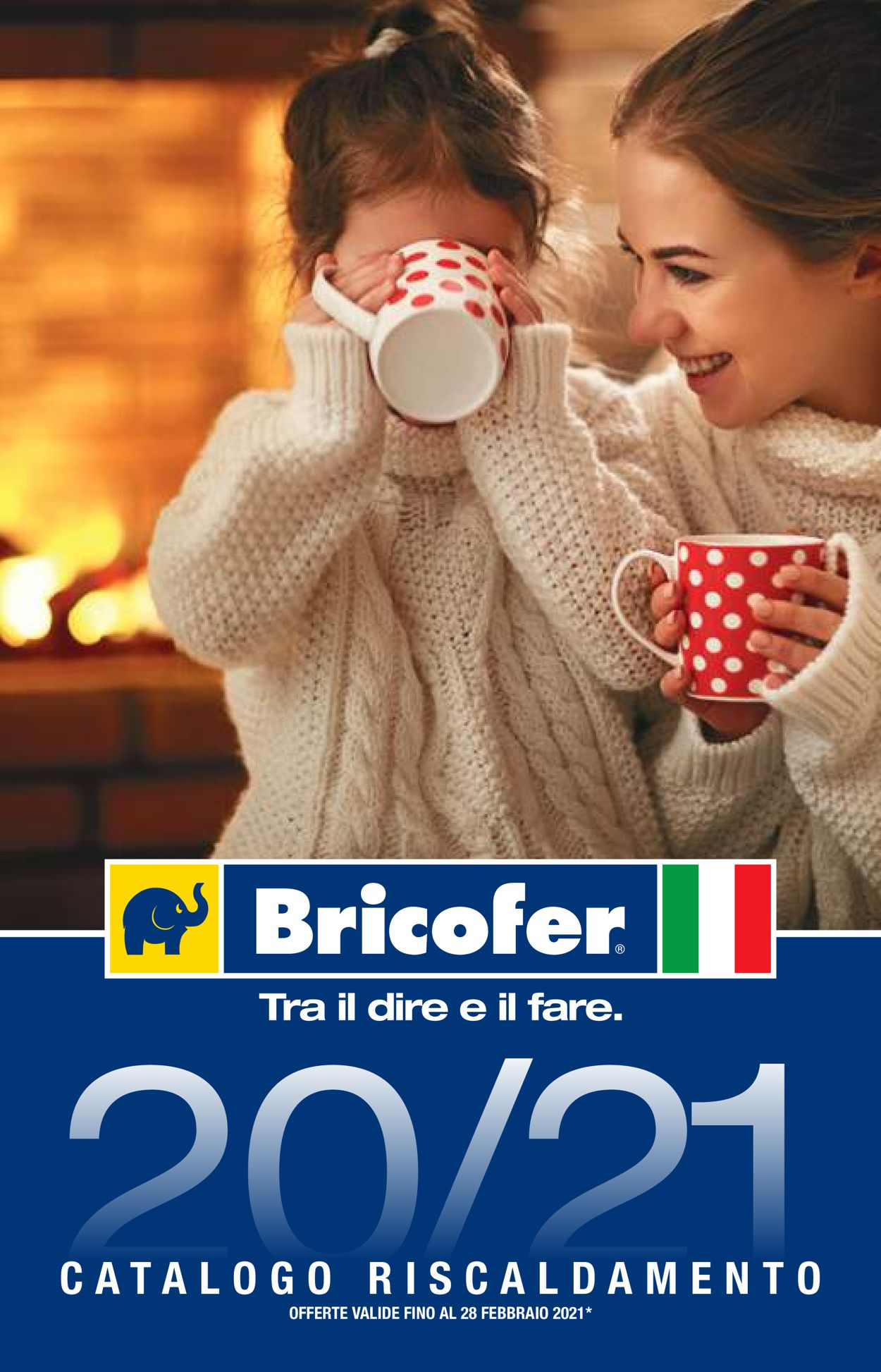 Volantino Bricofer - Offerte 23/11-28/02/2021