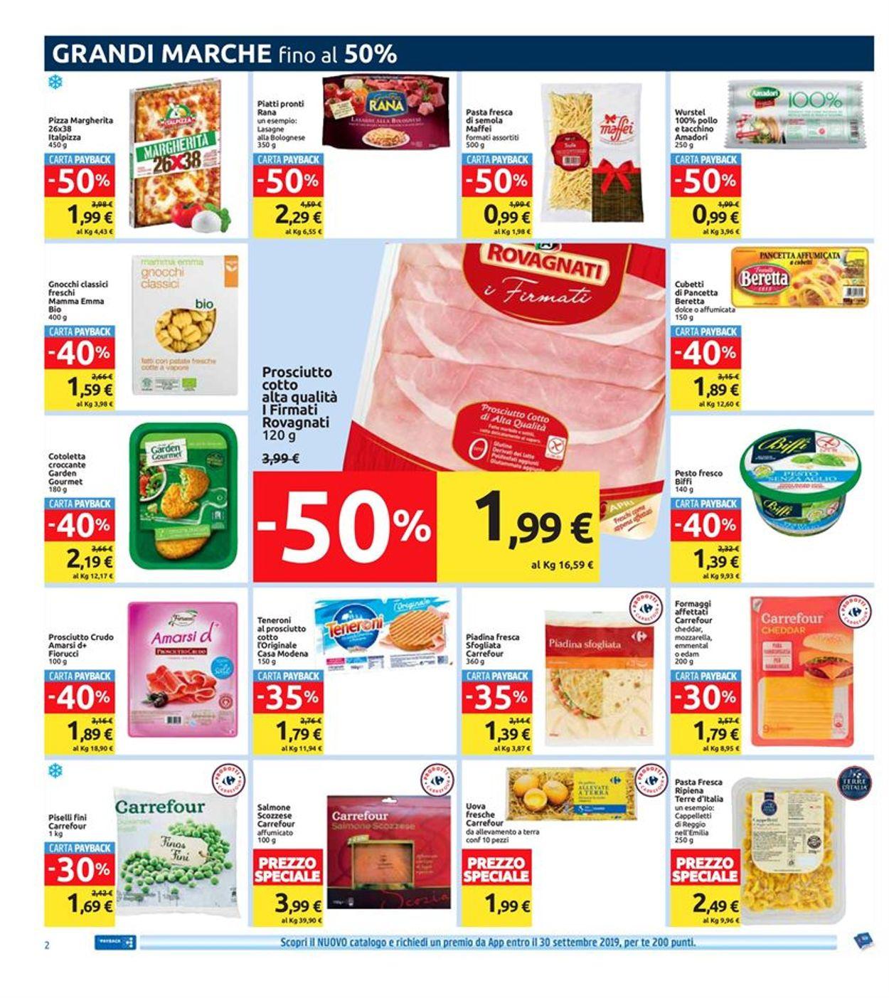 Volantino Carrefour - Offerte 30/04-09/05/2019 (Pagina 2)