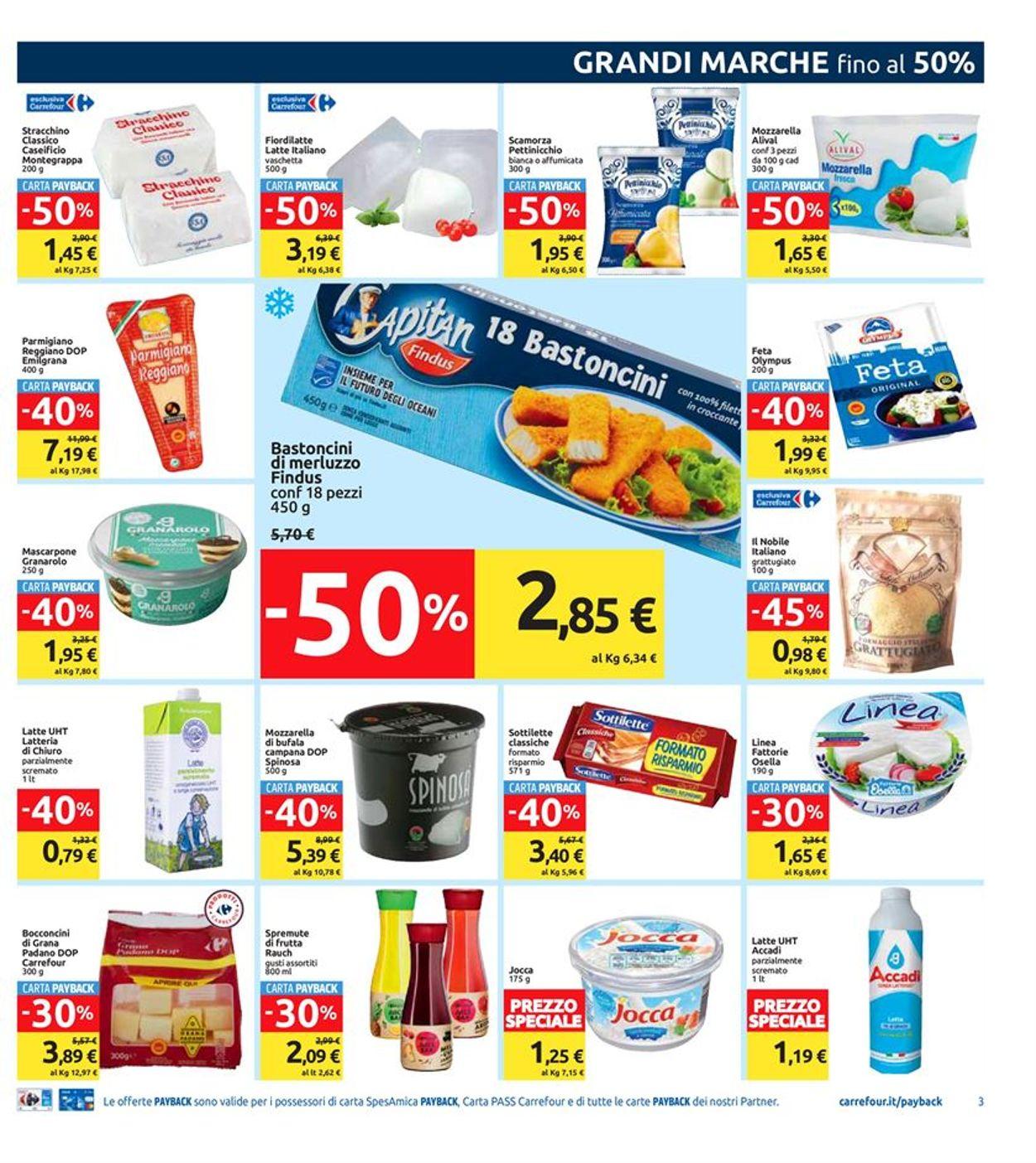Volantino Carrefour - Offerte 30/04-09/05/2019 (Pagina 3)
