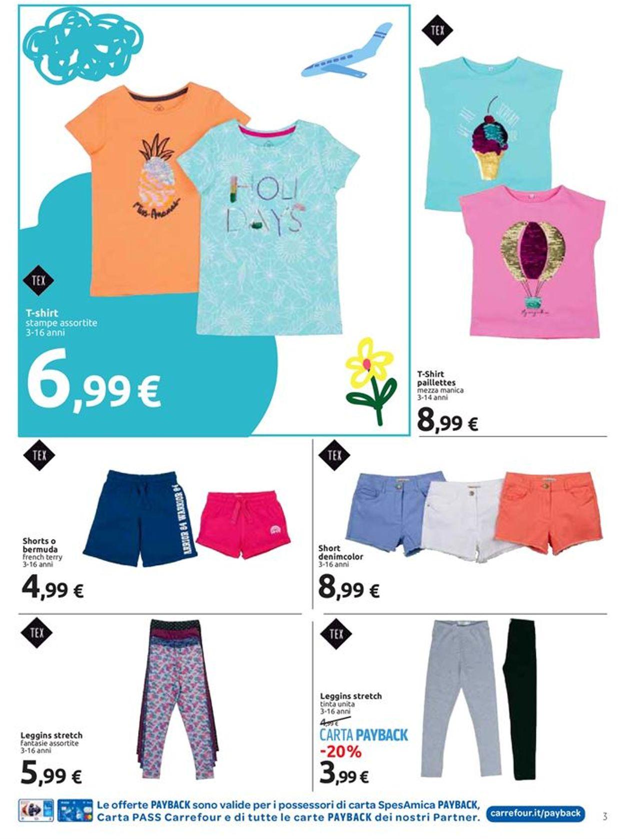 Volantino Carrefour - Offerte 31/03-30/04/2019 (Pagina 3)