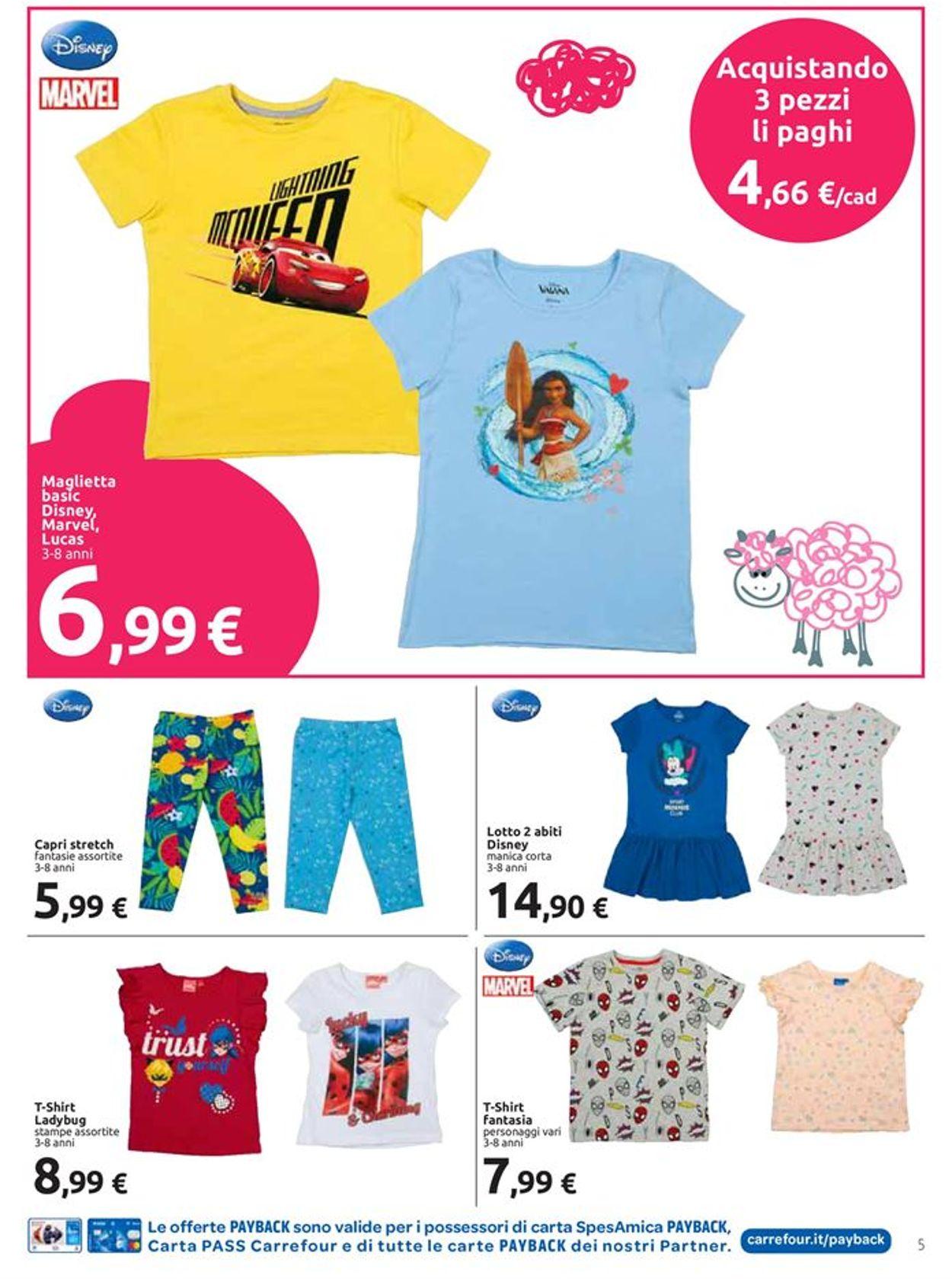 Volantino Carrefour - Offerte 31/03-30/04/2019 (Pagina 5)