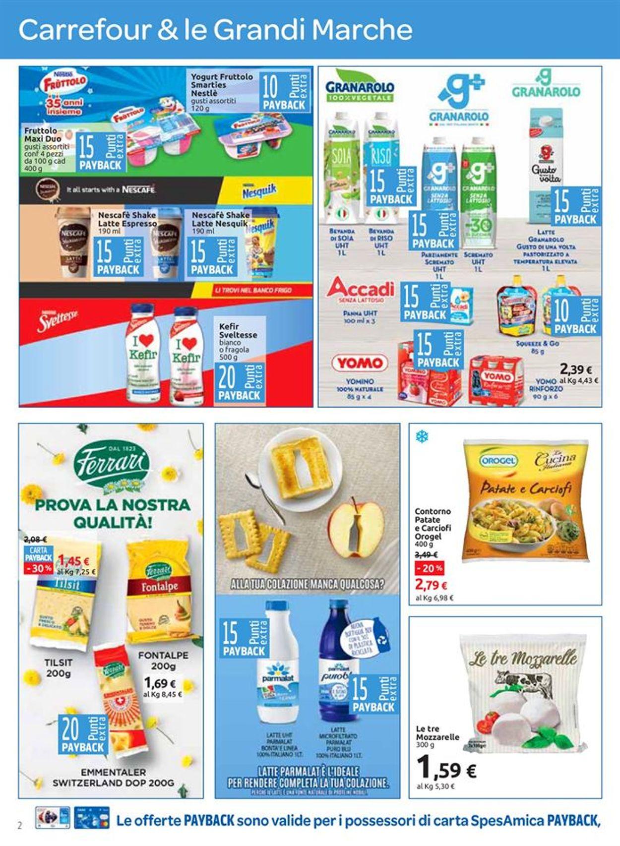 Volantino Carrefour - Offerte 01/05-13/05/2019 (Pagina 2)