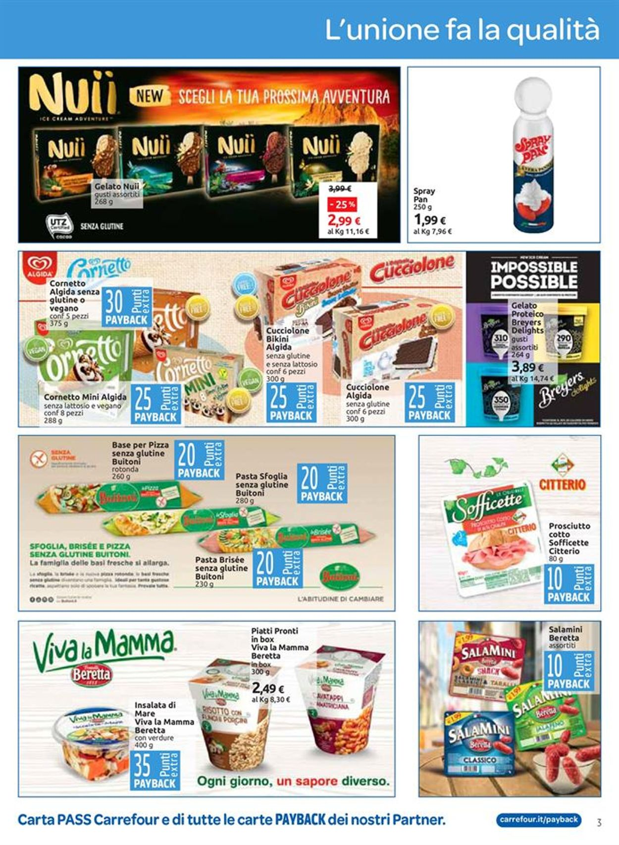 Volantino Carrefour - Offerte 01/05-13/05/2019 (Pagina 3)