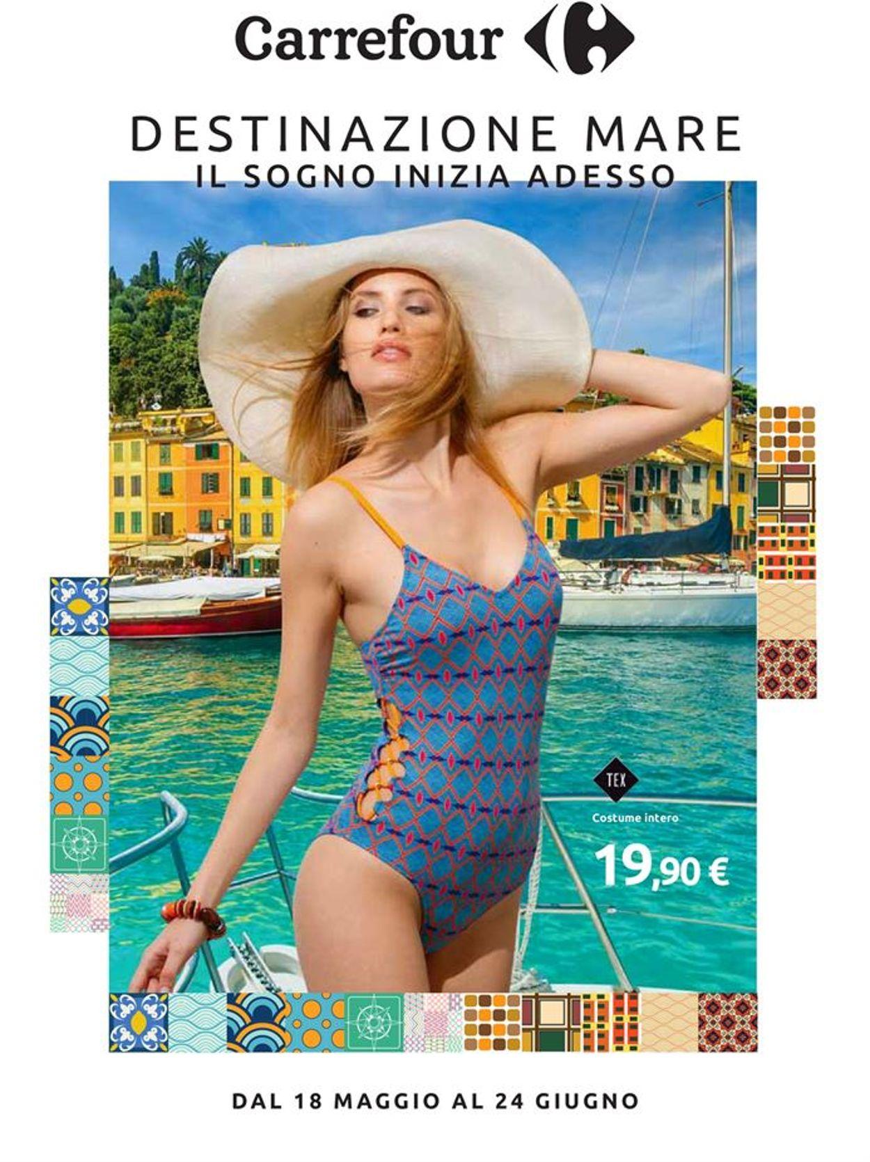 Volantino Carrefour - Offerte 18/05-24/06/2019