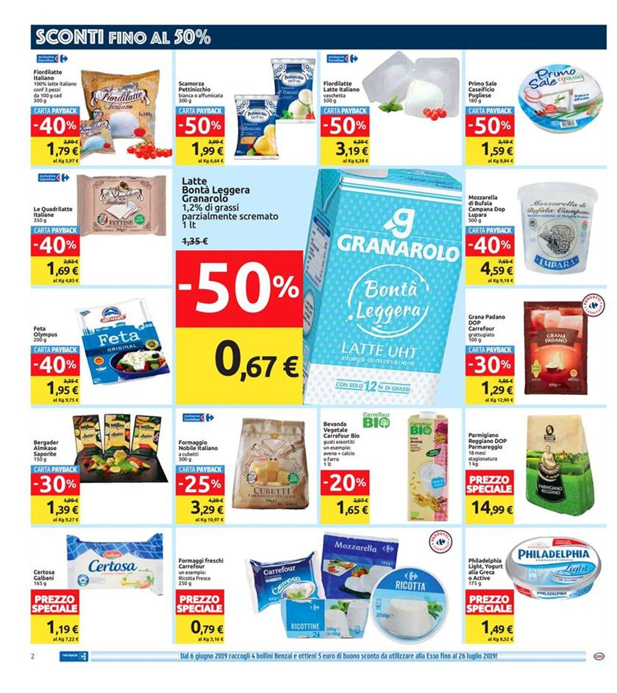 Volantino Carrefour - Offerte 20/05-28/05/2019 (Pagina 2)
