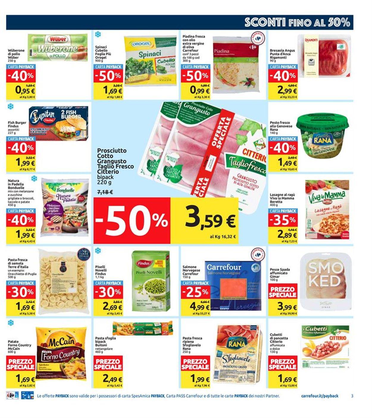 Volantino Carrefour - Offerte 20/05-28/05/2019 (Pagina 3)
