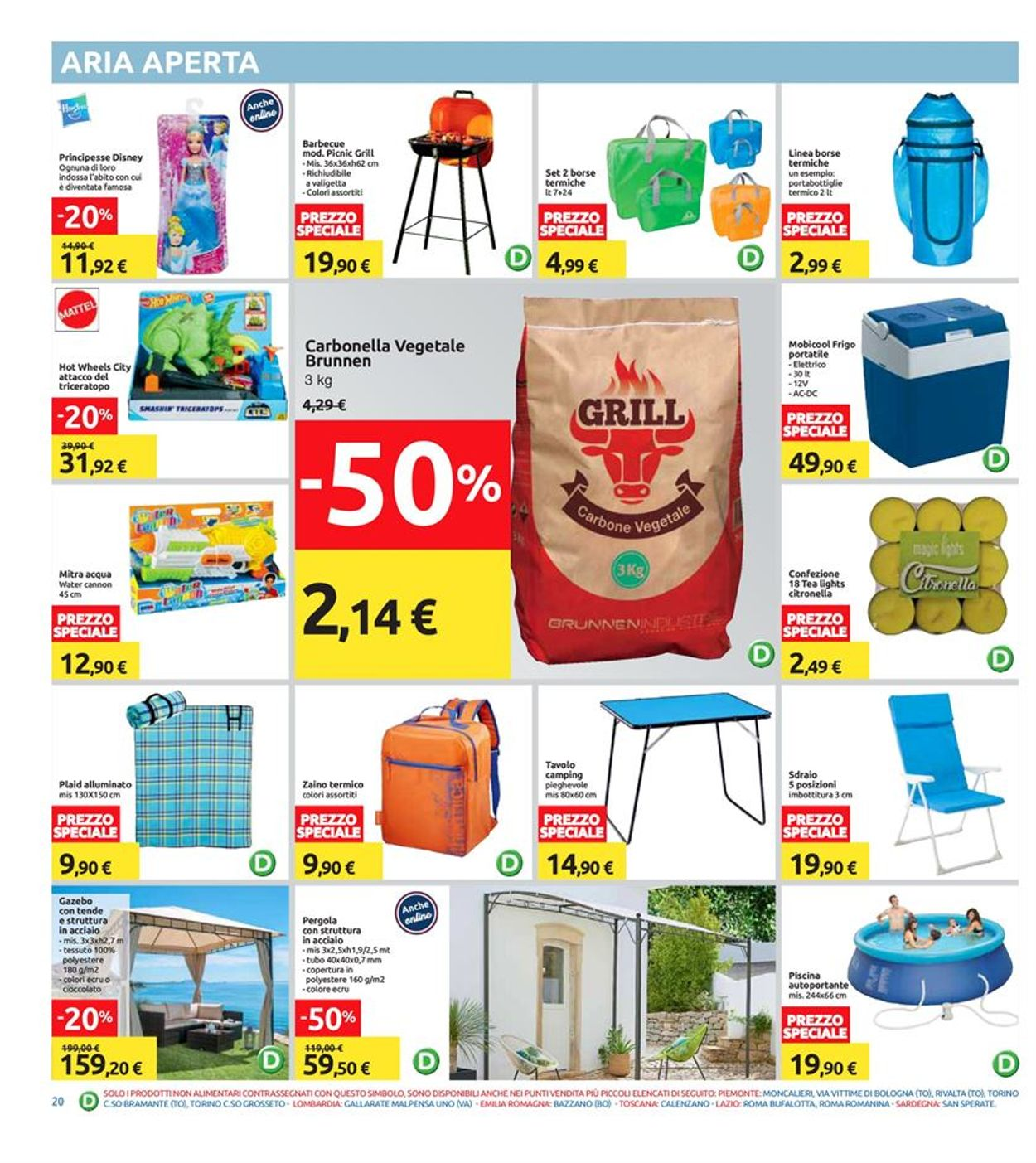 Volantino Carrefour - Offerte 20/05-28/05/2019 (Pagina 20)