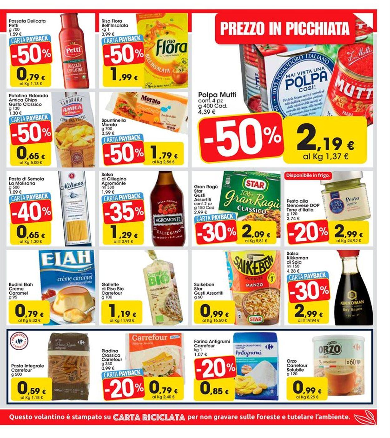 Volantino Carrefour - Offerte 06/06-19/06/2019 (Pagina 5)