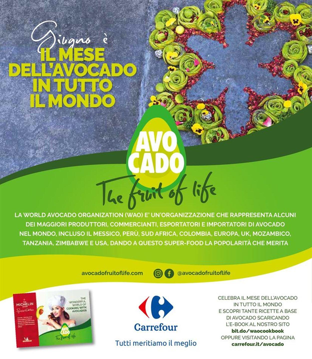 Volantino Carrefour - Offerte 05/06-09/06/2019