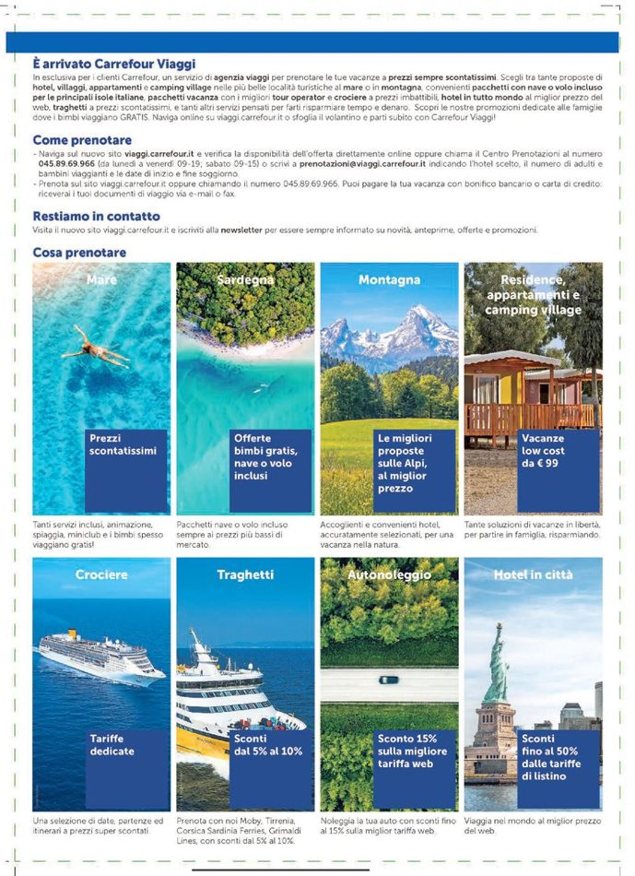 Volantino Carrefour - Offerte 19/04-30/09/2019 (Pagina 2)