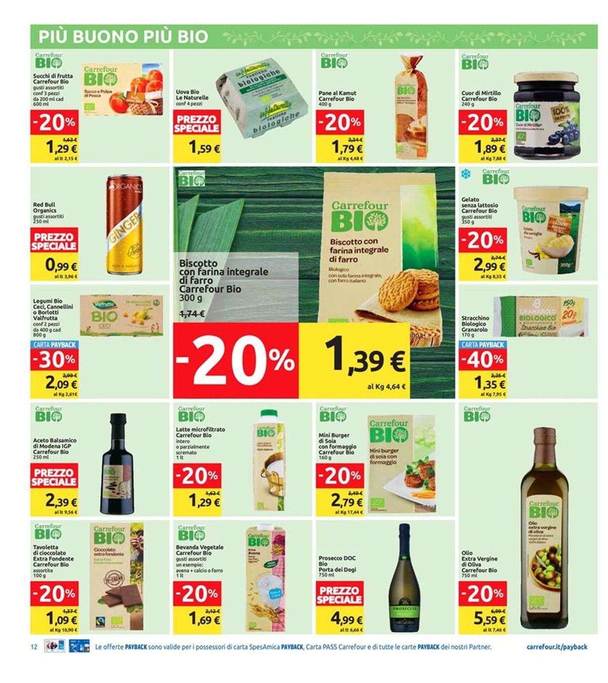 Volantino Carrefour - Offerte 17/07-28/07/2019 (Pagina 12)