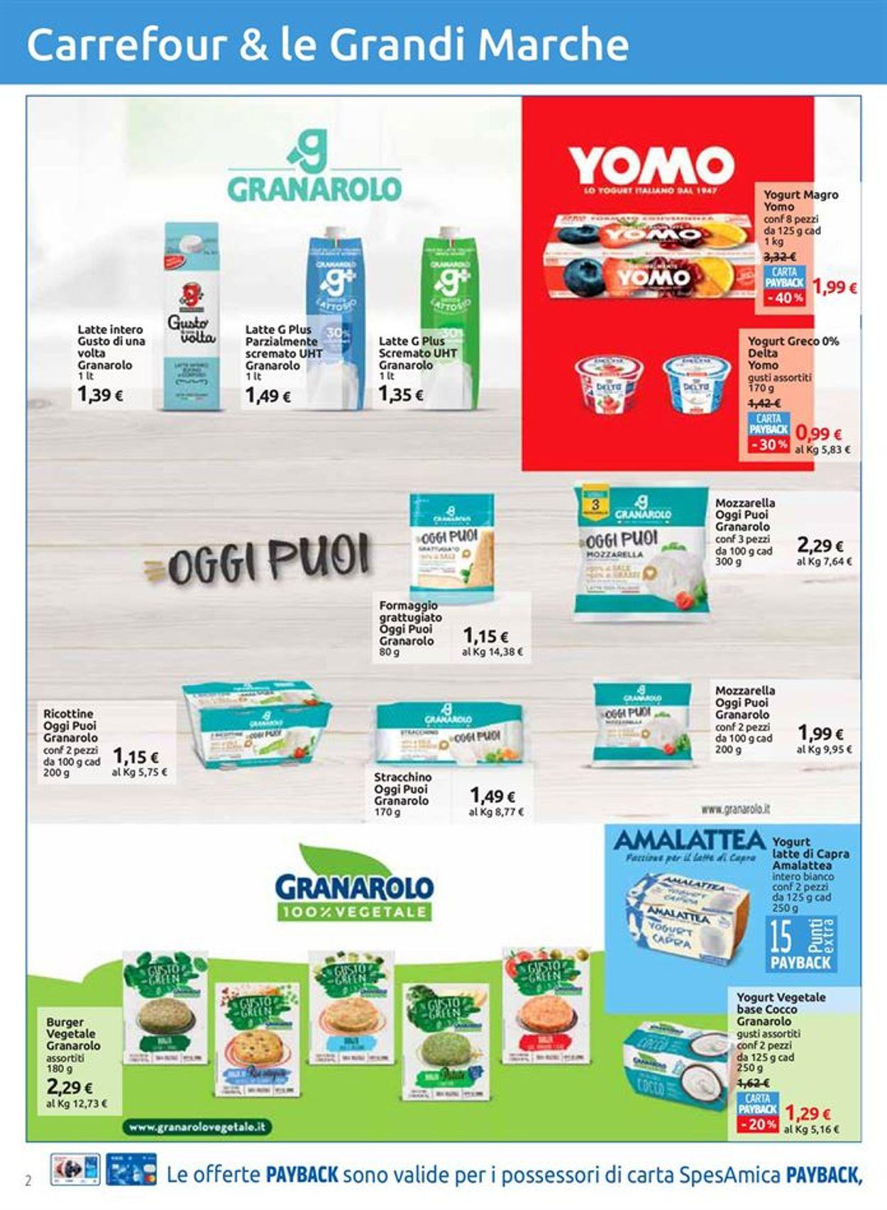 Volantino Carrefour - Offerte 15/07-30/07/2019 (Pagina 2)