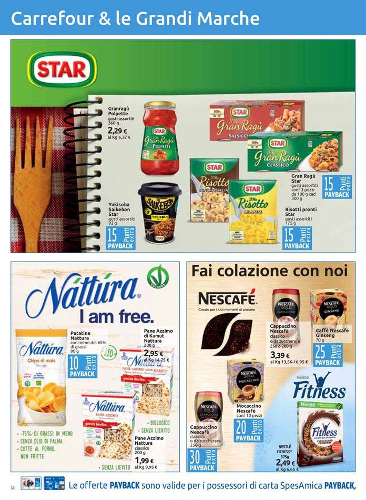 Volantino Carrefour - Offerte 15/07-30/07/2019 (Pagina 14)